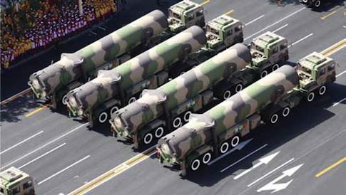 DF-31-missiles