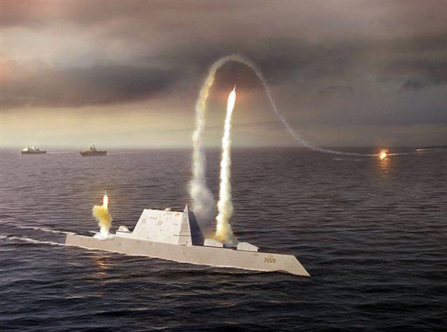 ズムワルト・ミサイル戦闘想像図
