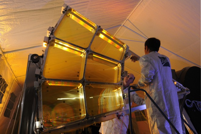 DARPAスパイ望遠鏡