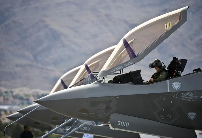 F-35飛行全点検