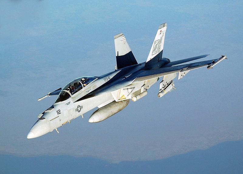 F:A-18Fスーパーホーネット