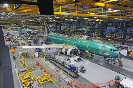 P-8A Factory