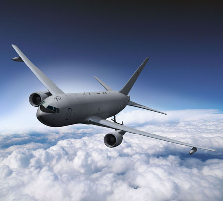KC-46A  Artwork K65667