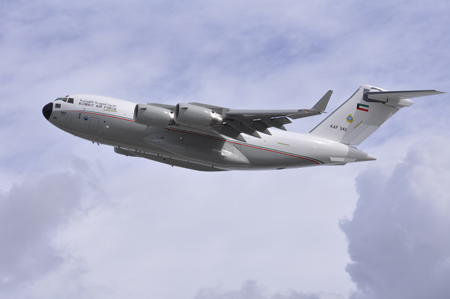 Kuwait C-17