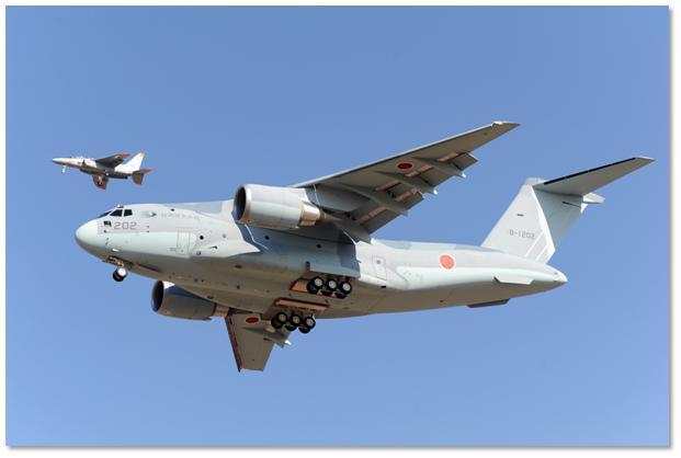 XC-2発飛行