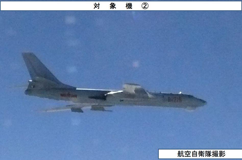 03-08中国機H-6