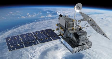 GPM主衛星