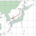 露・対潜哨戒機の行動概要