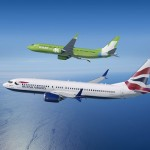 British Airways and Kulula 737-MAX8 Artwork