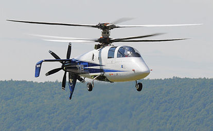 Sikorsky_X2_in_flight