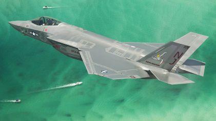 F-35C初号機