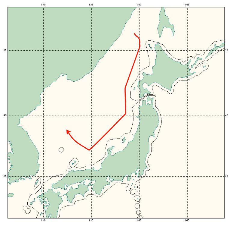 03-12ロシア機航跡
