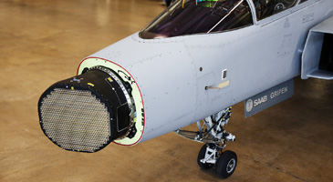 Gripen 39-7, AESA Radar
