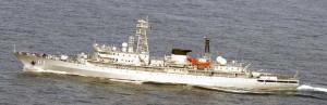 中国海軍練習艦