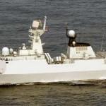 中国海軍ジャンカイII