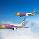 NOKAIR 737-MAX8 and 737-800 Artwork
