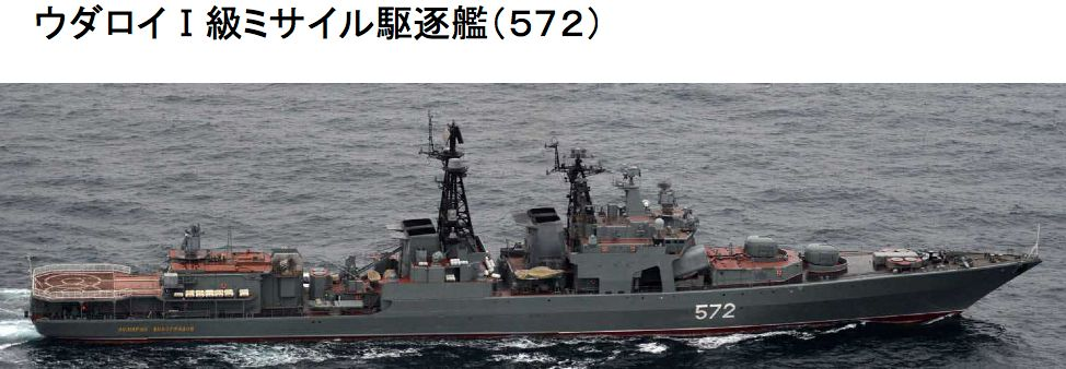 ウダロイ級駆逐艦