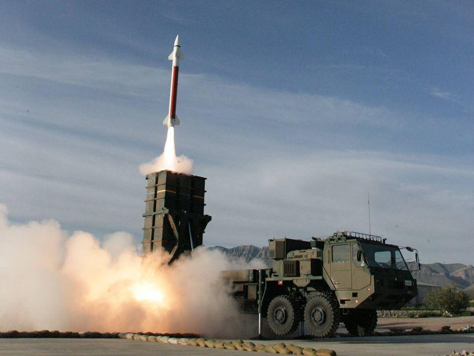 12式SSM発射の様子