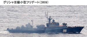 グリシャIII級フリゲート