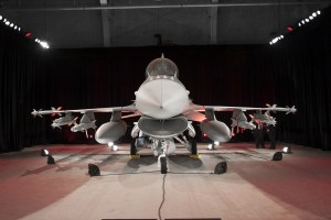 Iraq F-16 Inauguration Celebration Roll Out
