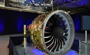 Pratt & Whitney Commercial Jet Engine