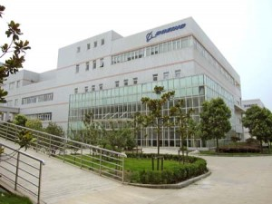 Boeing Shanghai Headquarters K65687-01
