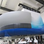 Boeing Shanghai 787 Flight Simulator K65688-01