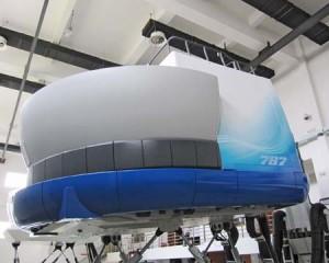 Boeing Shanghai 787 Flight Simulator K65688-01