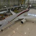 三菱航空機提供