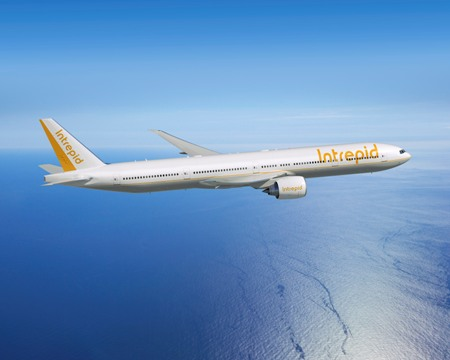 TOKYO EXPRESS                     航空機リース企業、『INTREPID AVIATION』がB777-300ER型機直接購入へ
