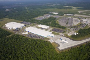 Boeing Charleston Facility