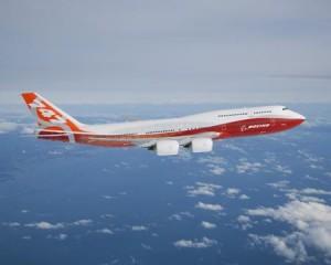 747-8I First Flight K65204-01