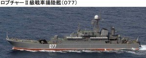 ロプチャーII揚陸艦077