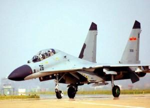 中国Su-27
