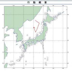 Su-24航跡