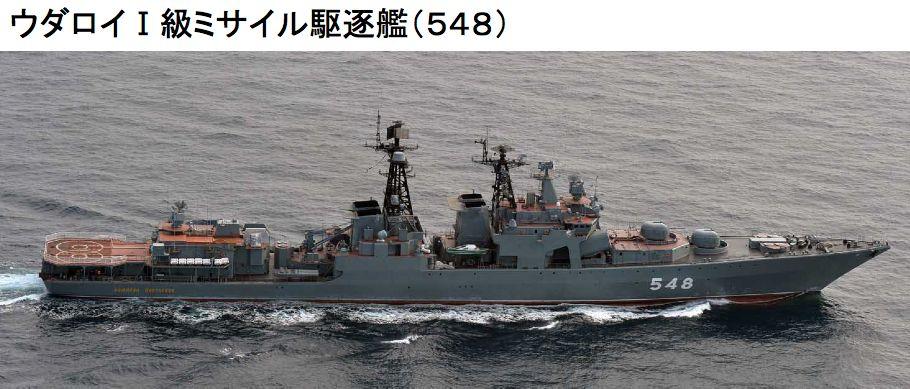 ウダロイI級駆逐艦548