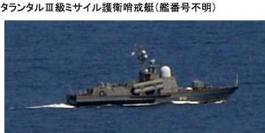 タランタルIII哨戒艇