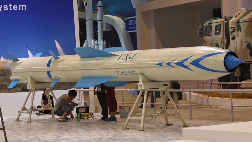 Chinese CX-1