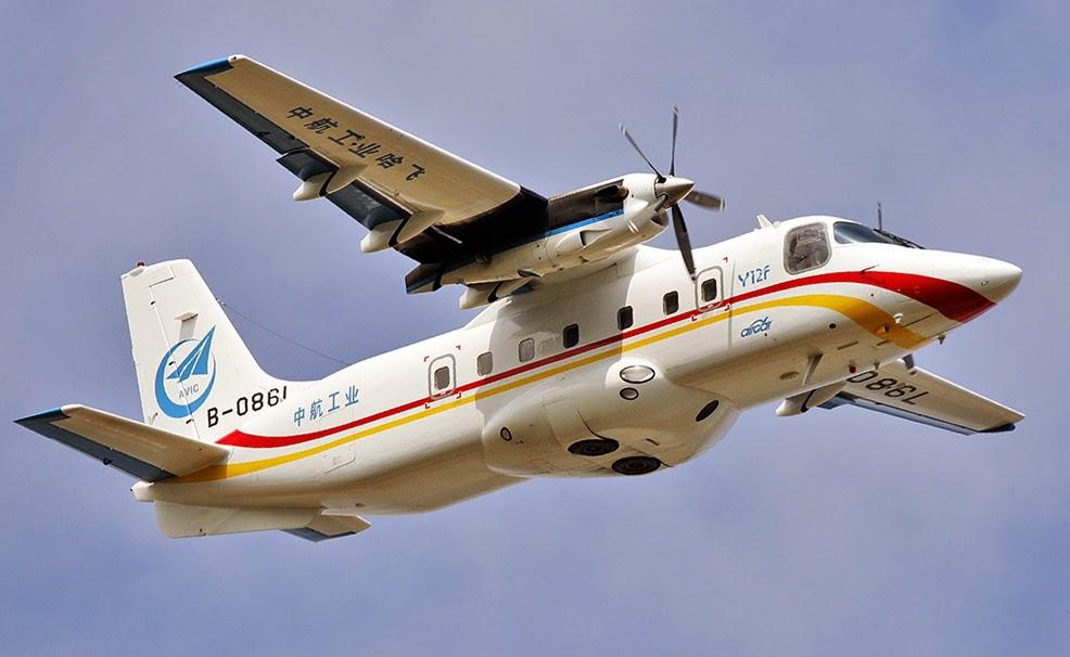Harbin Aircraft Y12F
