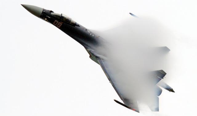 Shukhoi Su-35