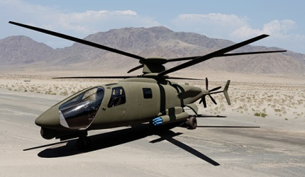 Sikorsky S-97 Raider Light Tactical Helicopter
