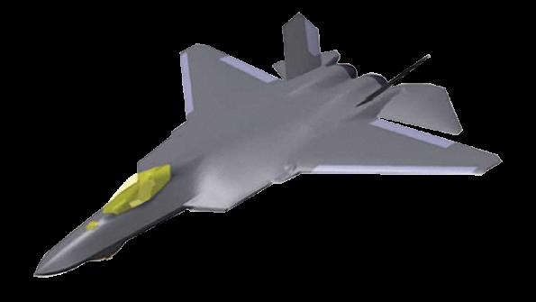 F-3の最新の概念設計