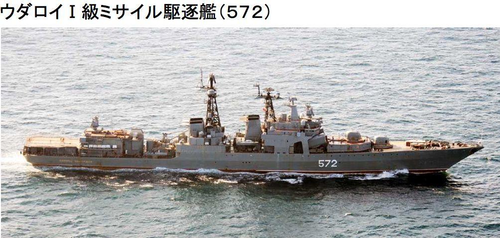 ウダロイI級駆逐艦