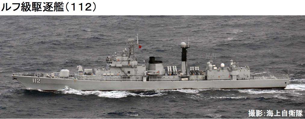 ルフ級駆逐艦112