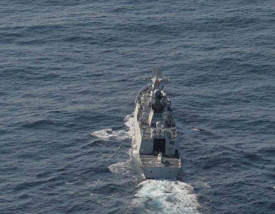 中国艦隊2