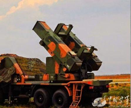 LY-60対空ミサイル