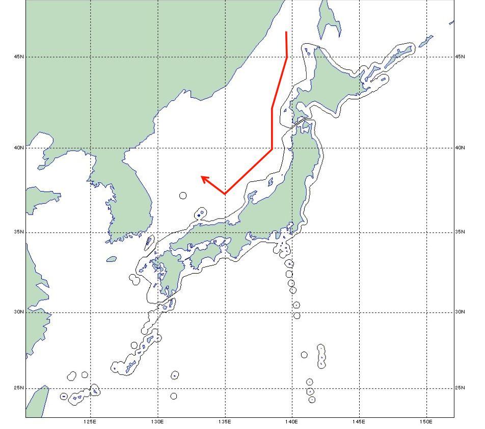 03-26ロシアIl-20航跡