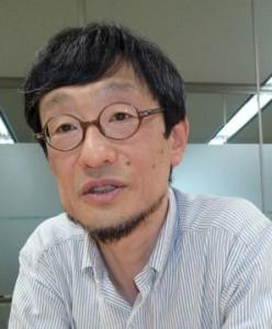 橳島次郎さん