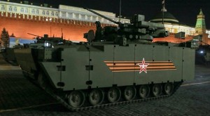 Kurganets 25歩兵戦闘車