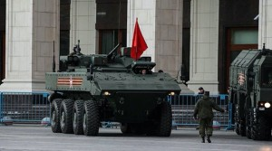 8 x 8歩兵戦闘車